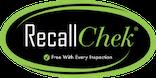 Home Inspectors trust Recall Chek